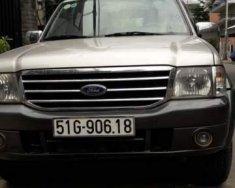 Bán Ford Everest năm sản xuất 2005, màu bạc, nhập khẩu nguyên chiếc, giá chỉ 295 triệu giá 295 triệu tại Tp.HCM