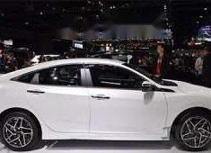 Cần bán xe Honda Civic năm 2019, màu trắng  giá Giá thỏa thuận tại Bình Dương