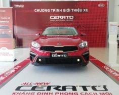 Bán xe Kia Cerato đời 2019, màu đỏ, giá 559tr giá 559 triệu tại Cần Thơ