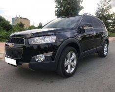 Cần bán Chevrolet Captiva sản xuất 2013, màu đen, giá 458tr giá 458 triệu tại Tp.HCM