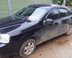 Cần bán gấp Daewoo Lacetti EX 1.6 MT d sản xuất 2005, màu đen giá 145 triệu tại Bắc Kạn