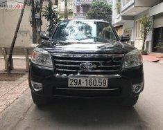 Gia đình tôi bán xe Ford Everest sản xuất 2011, số sàn, máy dầu, màu sơn đen giá 510 triệu tại Hà Nội
