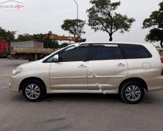 Gia đình tôi cần bán xe Innova sản xuất năm 2015 màu bạc, số sàn, máy xăng, xe tên tư nhân giá 550 triệu tại Hà Nội