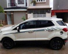 Cần bán xe Ford EcoSport Titanium Black edition đời 2017, màu trắng giá 589 triệu tại Hà Nội