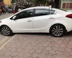 Chính chủ bán Kia K3 2.0AT đời 2015, màu trắng giá 538 triệu tại Hà Nội