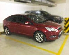Bán Ford Focus 1.8 AT 2011, màu đỏ, số tự động giá 350 triệu tại Tp.HCM