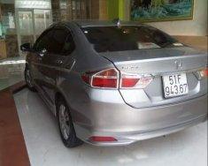 Bán xe Honda City đời 2016, màu bạc, giá chỉ 485 triệu giá 485 triệu tại Tp.HCM