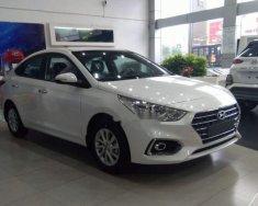 Bán ô tô Hyundai Accent MT 2018, màu trắng giá cạnh tranh giá 470 triệu tại Đà Nẵng