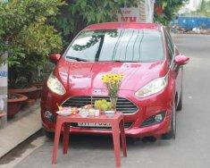 Chính chủ bán Ford Fiesta Ecoboost 1.0AT sản xuất năm 2016, màu đỏ giá 550 triệu tại Tp.HCM