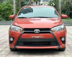 Bán xe Toyota Yaris 1.3E 2015, màu đỏ, số tự động, lăn bánh 4000 km giá 556 triệu tại Hà Nội