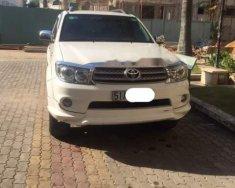 Bán Toyota Fortuner đời 2012, màu trắng, giá chỉ 625 triệu giá 625 triệu tại Tp.HCM