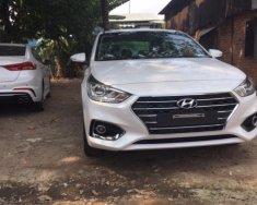 Hyundai Accent trắng số sàn giao ngay, lấy xe chỉ vứi 150triệu, lãi suất ưu đãi. LH: 0903175312 giá 480 triệu tại Tp.HCM