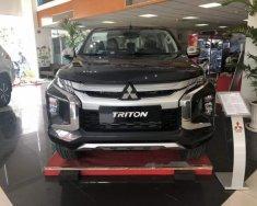 Bán Mitsubishi Triton 4X2 AT đời 2019, màu xám, xe nhập  giá 606 triệu tại Tp.HCM