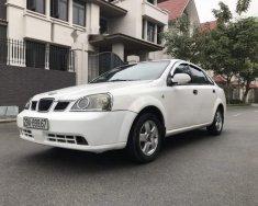 Chính chủ bán Daewoo Lacetti 2007, màu trắng, nhập khẩu giá 165 triệu tại Hà Nội