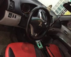Bán xe Mitsubishi Triton năm 2013, màu đỏ, xe nhập số tự động giá 355 triệu tại Hà Tĩnh