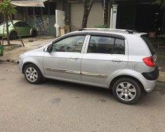 Cần bán gấp Hyundai Getz sản xuất năm 2009, màu bạc, xe nhập, giá chỉ 215 triệu giá 215 triệu tại Đà Nẵng