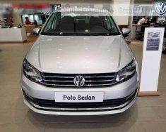 Bán Toyota Yaris 1.6 AT năm sản xuất 2018, màu bạc, nhập khẩu giá 599 triệu tại Tp.HCM