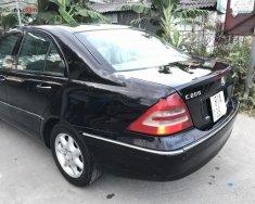 Bán Mercedes C200, số tay 2003, máy, khung gầm, nội thất nguyên bản, ngon giá 168 triệu tại Hải Dương