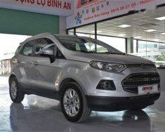 Bán Ford EcoSport 1.5AT Titanium sản xuất năm 2015, màu bạc giá 499 triệu tại Tp.HCM