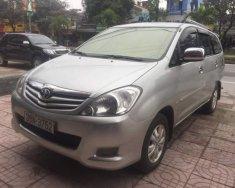 Bán xe Toyota Innova đời 2009, màu bạc, giá 405tr giá 405 triệu tại Hà Tĩnh