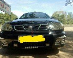 Cần bán xe Daewoo Lanos đời 2003, màu đen, giá tốt giá 105 triệu tại Bình Thuận