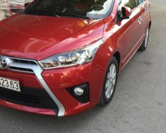 Cần bán lại xe Toyota Yaris 1.3G sản xuất năm 2015, màu đỏ, nhập khẩu còn mới, giá chỉ 580 triệu giá 580 triệu tại Tp.HCM