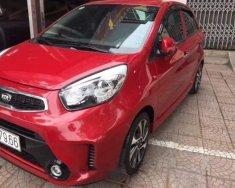 Cần bán lại xe Kia Morning đời 2016, màu đỏ giá 365 triệu tại Hà Nội