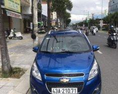Bán Chevrolet Spark sản xuất 2016, màu xanh  giá 260 triệu tại Đà Nẵng