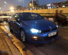 Bán xe Volkswagen Scirocco 1.4AT năm 2010, màu xanh lam, nhập khẩu   giá 540 triệu tại Hà Nội