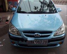 Bán Hyundai Getz sản xuất 2007, màu xanh lam, xe nhập giá 170 triệu tại Ninh Bình