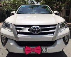 Cần bán Toyota Fortuner 2018, màu trắng, nhập khẩu nguyên chiếc giá 1 tỷ 140 tr tại Tp.HCM