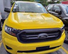 Bán xe Ford Ranger XL MT 4x4 đời 2018, màu vàng, nhập khẩu  giá 616 triệu tại Tp.HCM