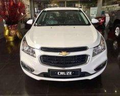 Bán Chevrolet Cruze LTZ năm 2018, màu trắng giá cạnh tranh giá 650 triệu tại Hà Nội
