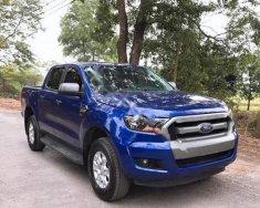 Cần bán Ford Ranger XLS 2.2L 4x2 AT sản xuất năm 2016, màu xanh lam, xe nhập   giá 550 triệu tại Hà Nội