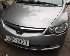Bán xe Honda Civic sản xuất năm 2007, màu bạc giá 345 triệu tại Hà Nội