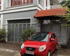 Bán xe Kia Morning SLX 2008, màu đỏ, nhập khẩu  giá 227 triệu tại Hà Nội