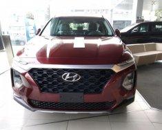 Hyundai Santa Fe 2019 full dầu - Đỏ giao ngay lấy xe về đi tết, tặng BHVC, nhiều khuyến mãi hấp dẫn giá 1 tỷ 350 tr tại Tp.HCM