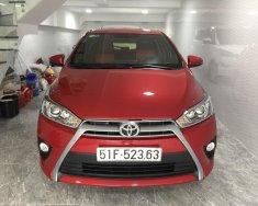 Cần Toyota Yaris 1.3G sản xuất 2015, xe lướt đi đúng 6000km, cam kết bao check hãng giá 595 triệu tại Tp.HCM