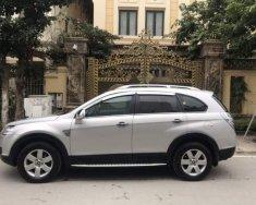 Cần bán Chevrolet Captiva đời 2007, màu bạc giá 265 triệu tại Hà Nội