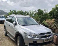 Bán ô tô Chevrolet Captiva năm sản xuất 2007, màu bạc, nhập khẩu chính chủ giá 295 triệu tại Khánh Hòa