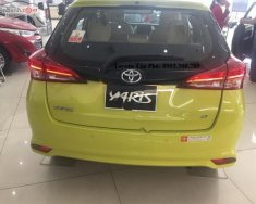 Cần bán Toyota Yaris 1.5G sản xuất năm 2019, màu vàng, xe nhập giá 650 triệu tại Tp.HCM