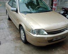 Cần bán Ford Laser Delu 1.6 MT sản xuất 2001, màu ghi vàng, giá tốt giá 110 triệu tại Đà Nẵng