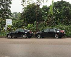 Bán Toyota Corolla altis đời 2017, màu đen giá 738 triệu tại Thái Nguyên