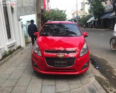 Cần bán xe Chevrolet Spark LTZ 1.0 AT Zest 2014, màu đỏ xe gia đình giá 275 triệu tại Phú Yên