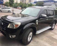 Bán ô tô Ford Everest sản xuất năm 2009, màu đen còn mới giá cạnh tranh giá 468 triệu tại Hà Nội