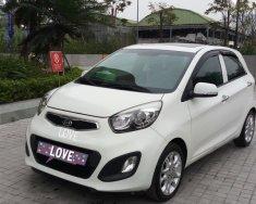 Ô Tô Thủ Đô bán xe Kia Picanto 1.25AT bản đủ đồ 2013, màu trắng, 325 triệu giá 325 triệu tại Hà Nội