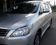 Cần bán lại xe Toyota Innova năm sản xuất 2012, màu bạc, nhập khẩu chính chủ giá 415 triệu tại Khánh Hòa