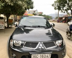 Bán ô tô Mitsubishi Triton GLS đời 2013, màu xám (ghi), giá 385tr giá 385 triệu tại Thanh Hóa
