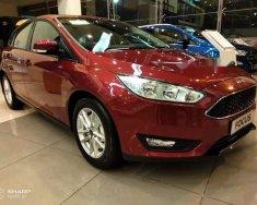Cần bán xe Ford Focus sản xuất năm 2018, màu đỏ, giá chỉ 656 triệu giá 656 triệu tại Tp.HCM