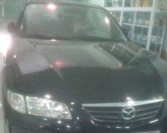 Bán Mazda 626 2.0 MT sản xuất 2001, màu đen giá cạnh tranh giá 185 triệu tại Hải Phòng